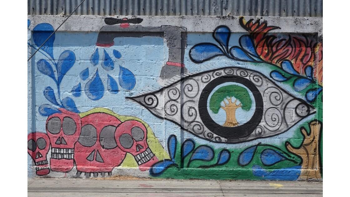 Costa Rica Canas  Street Art 6