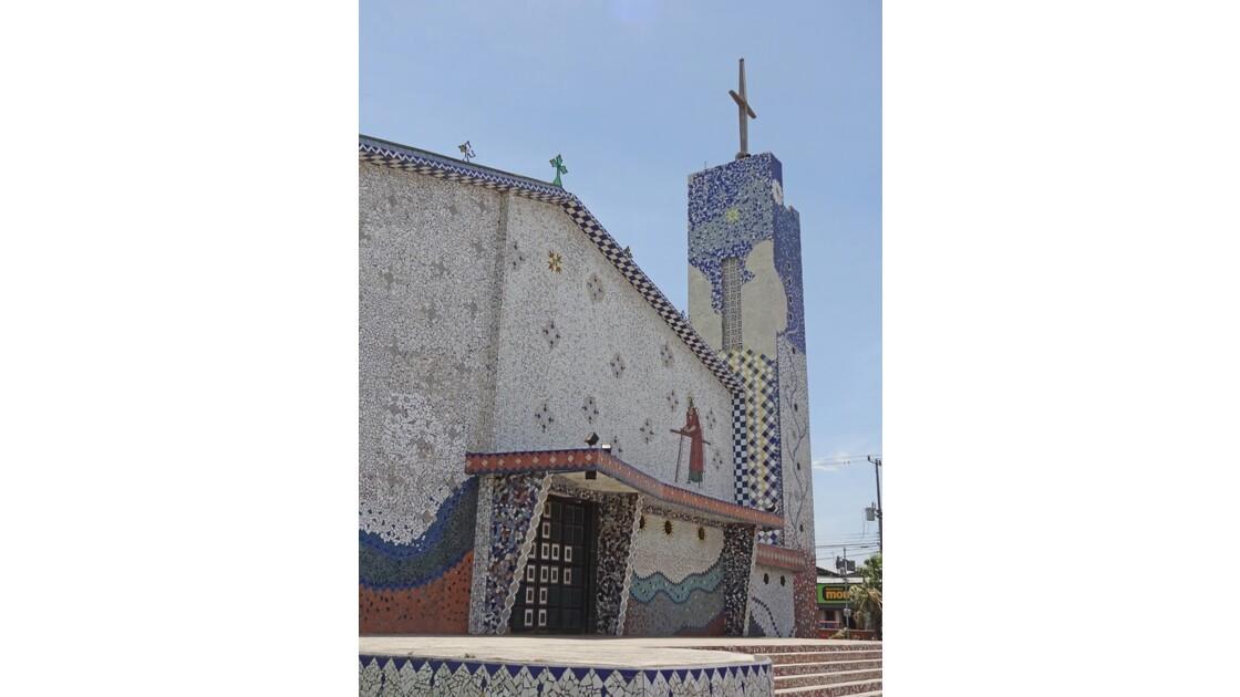 Costa Rica Canas Eglise restaurée 3
