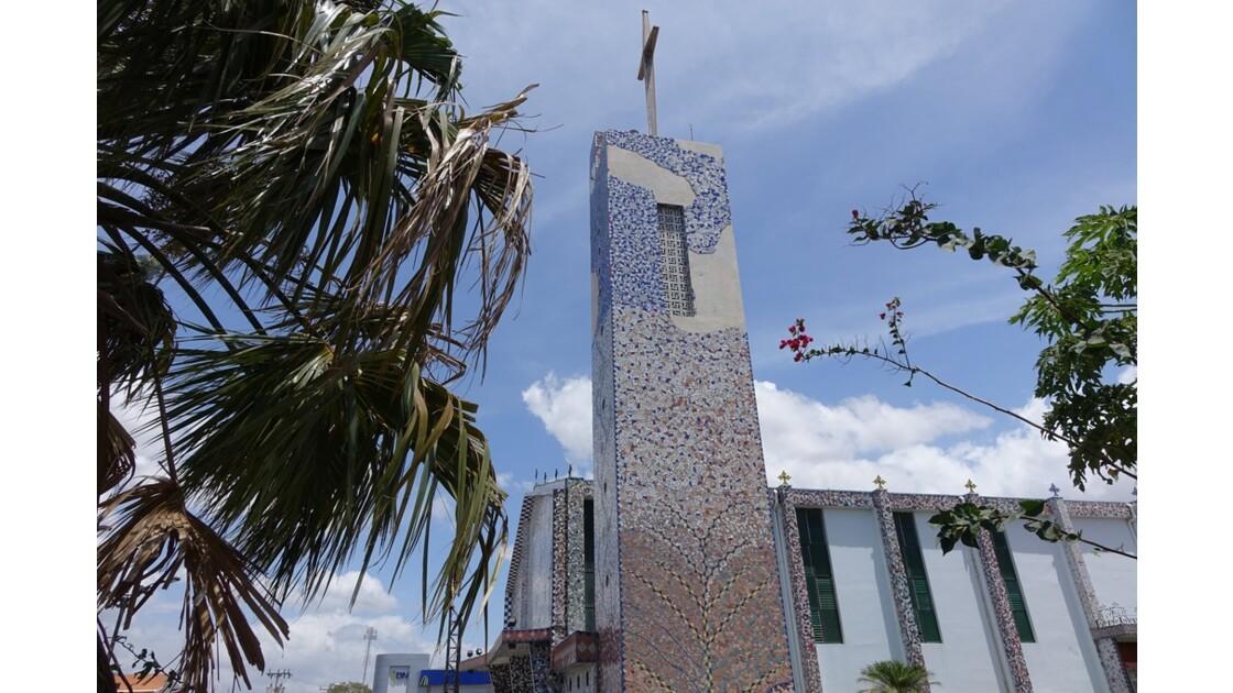 Costa Rica Canas Eglise restaurée 6