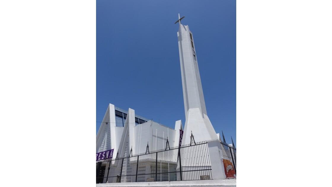Costa Rica Liberia nouvelle église 2