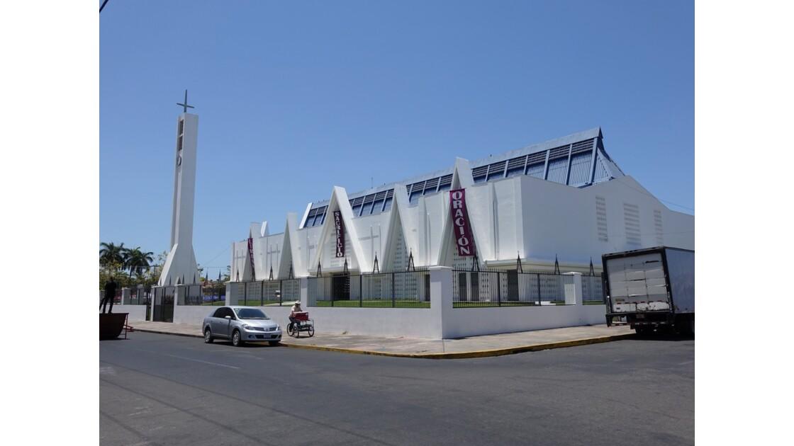 Costa Rica Liberia nouvelle église 4