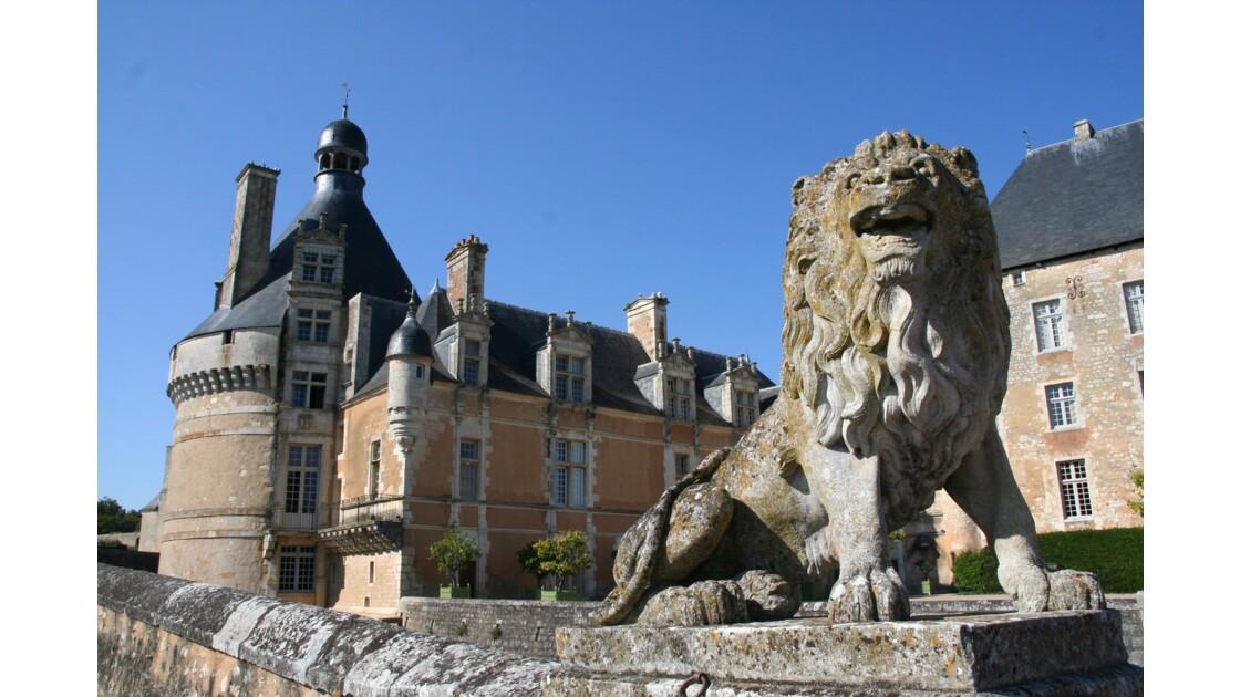 Chateau de Touffou #GEOChateau