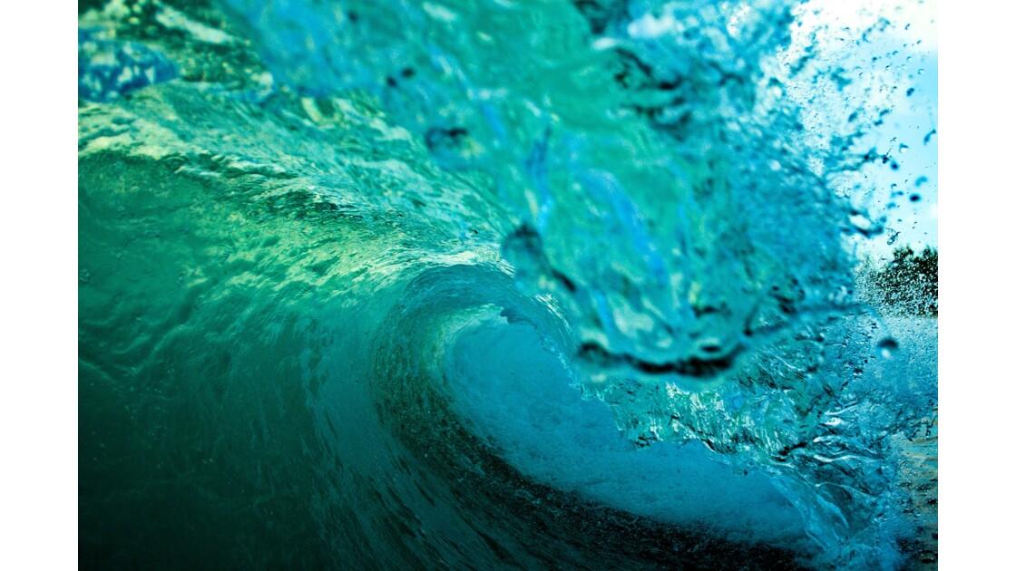Lagoon wave