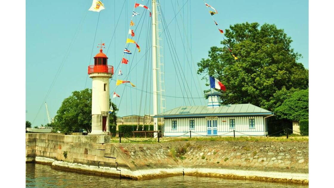 Honfleur et son phare