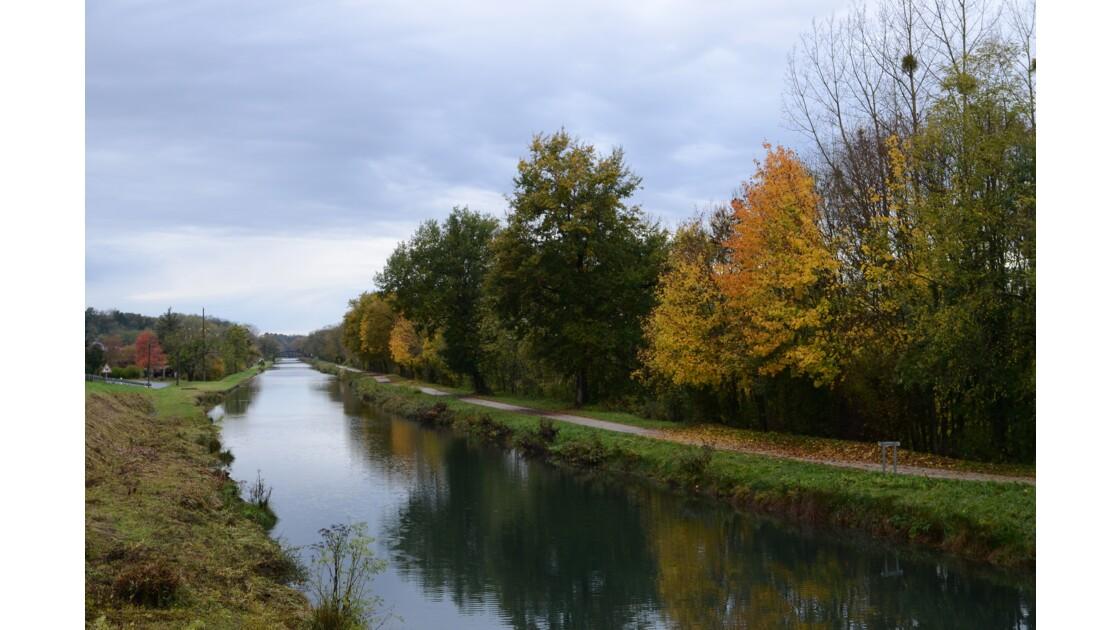 couleurs de canal