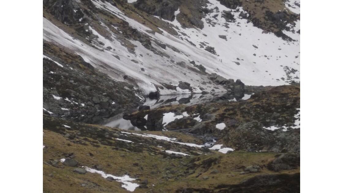 Transparence de montagne