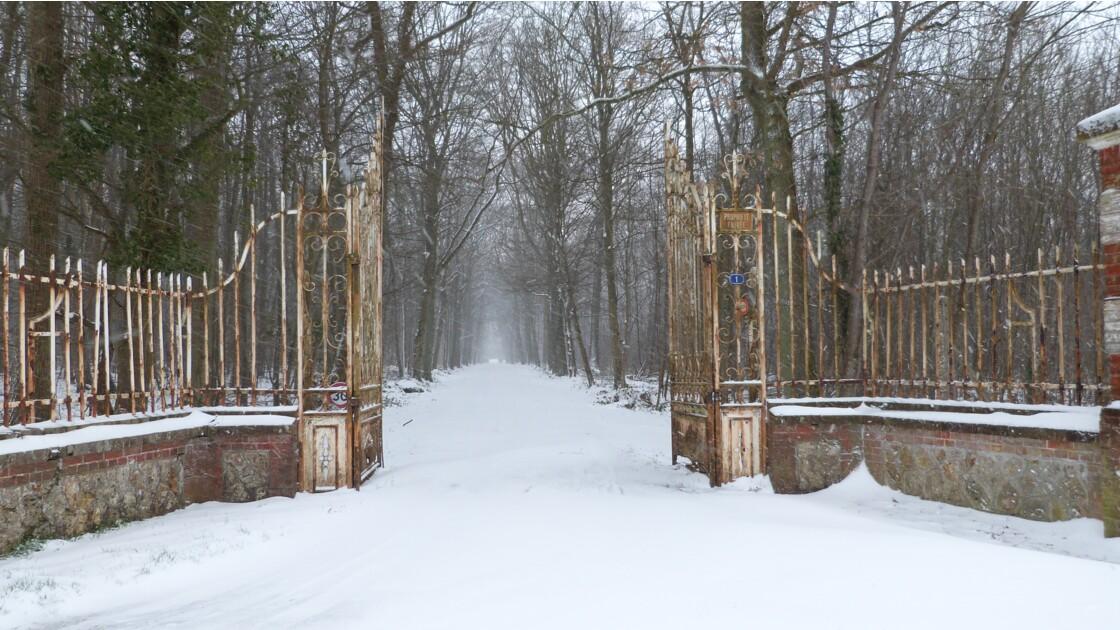les portes de l hiver