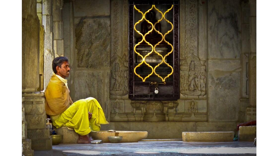 Gardien de temple