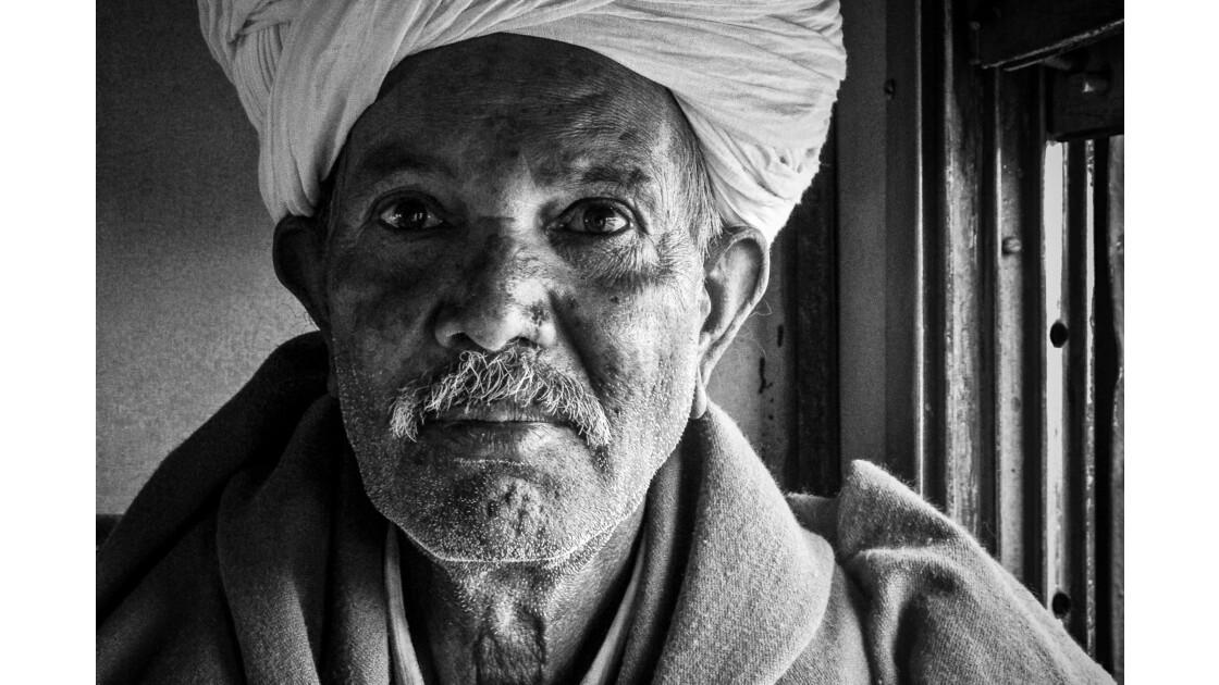 Paysan du Rajasthan