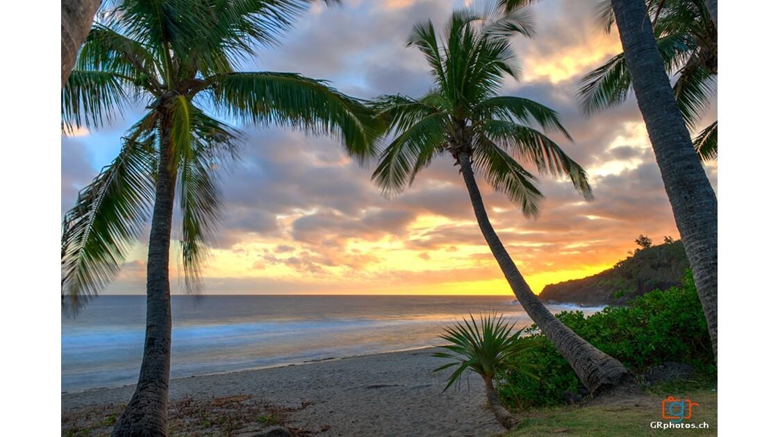 Plage de Grande-Anse, Réunion