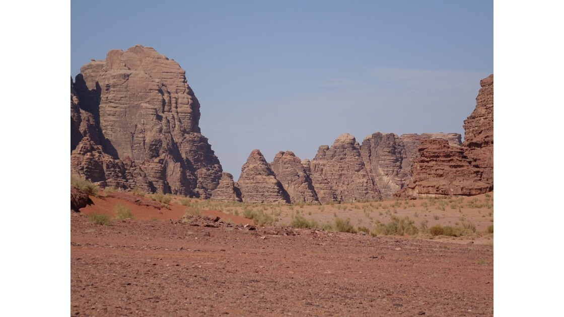 Jordanie Wadi Rum 1