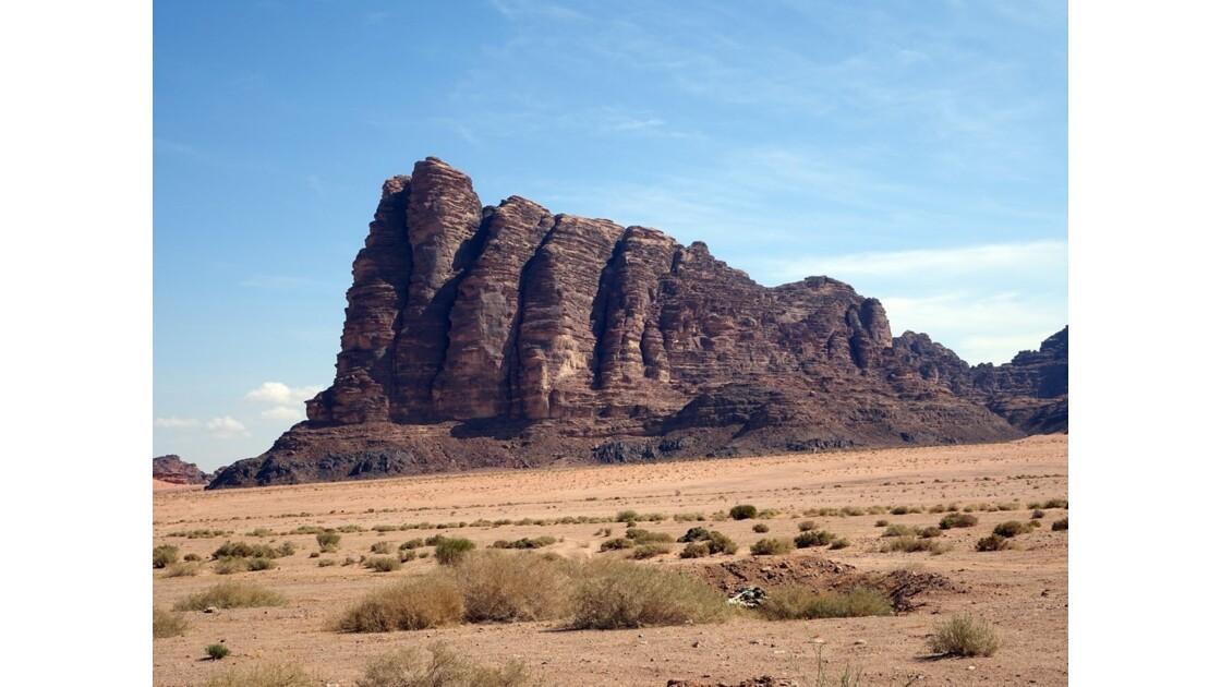 Jordanie Wadi Rum Les 7 piliers de la sagesse