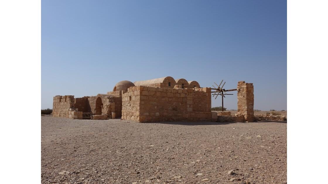 Jordanie Qasr Amra 1