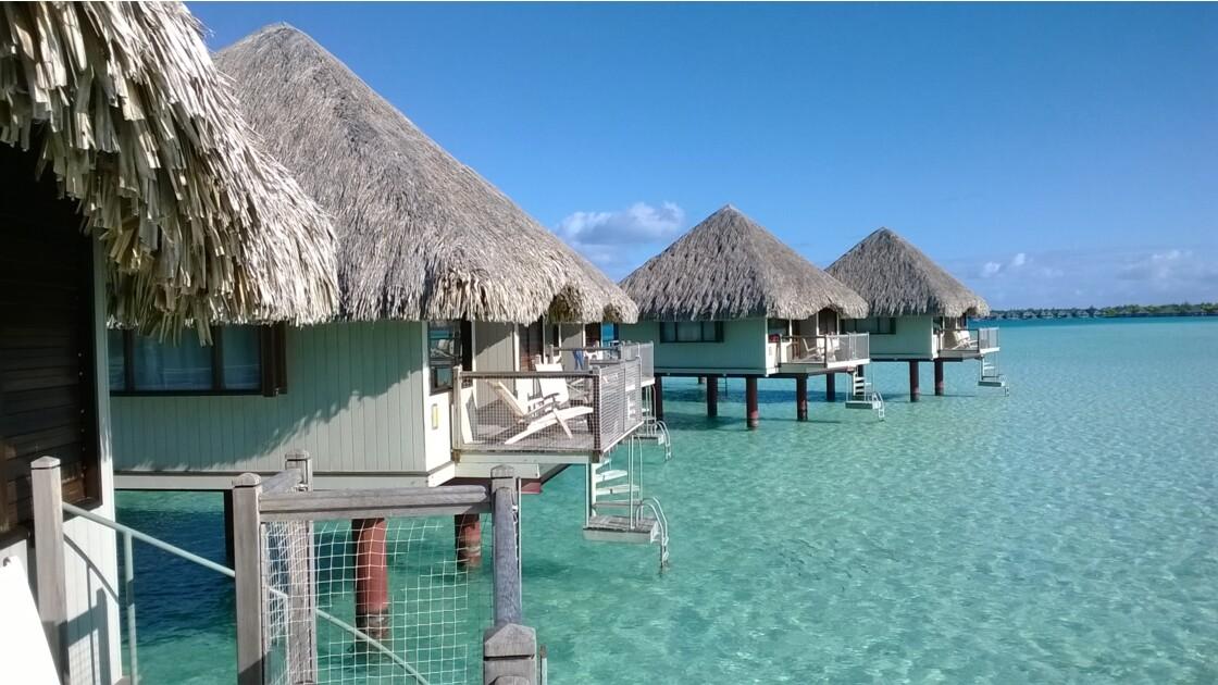 Faré sur piloti Bora Bora