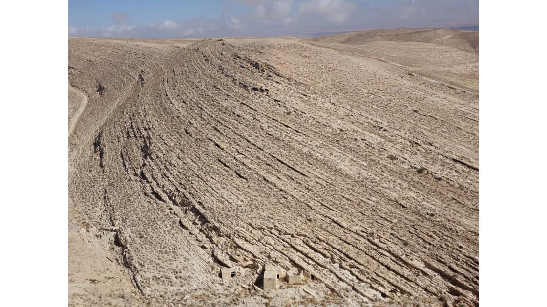 Jordanie Shawback Habitations troglodytes 3