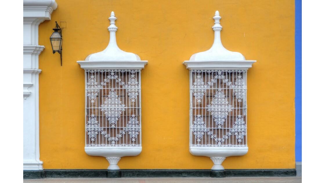 Souvenir de la période hispanique