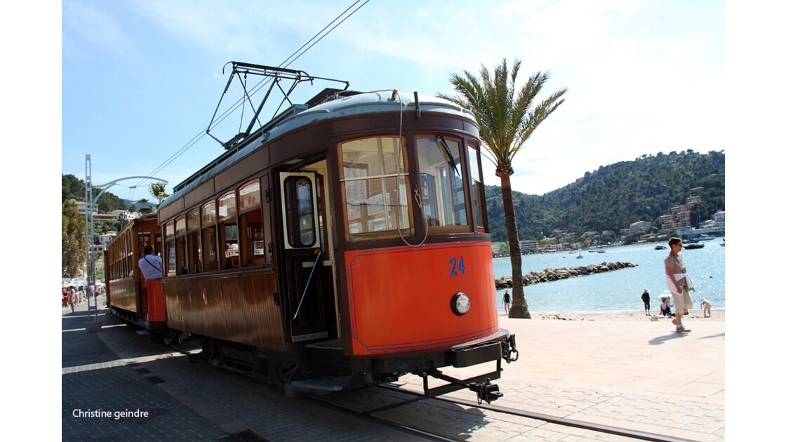 Tram de Soler - Majorques
