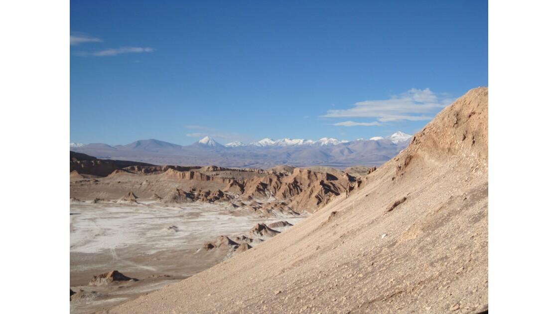 Vallée de la lune - Chili