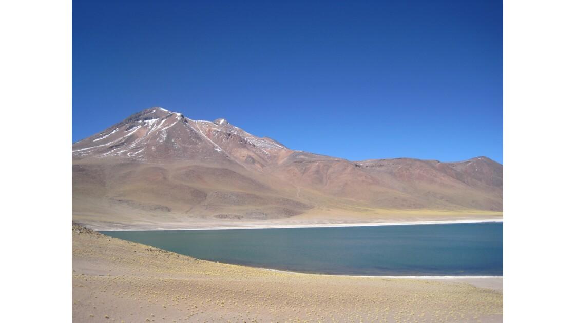 Lac Miniques - Chili