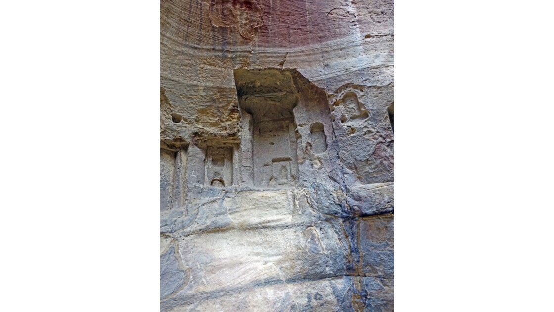 Jordanie Pétra Wadi El Metaha 8