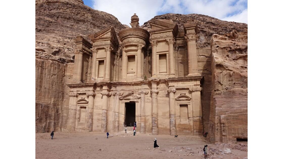 Jordanie Pétra Le Monastère 1