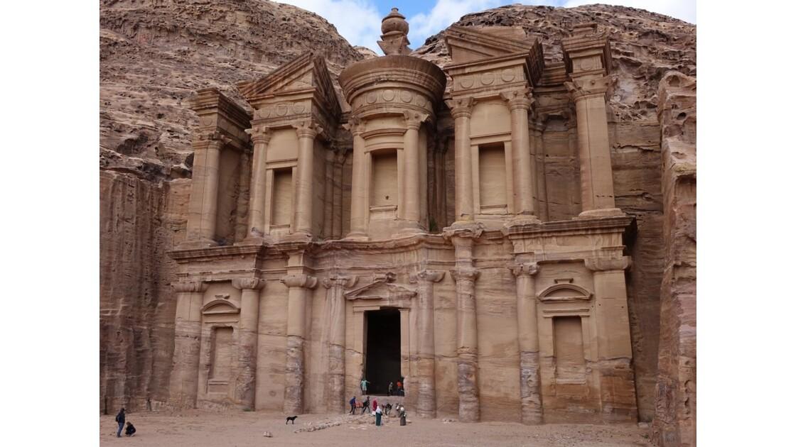 Jordanie Pétra Le Monastère 4