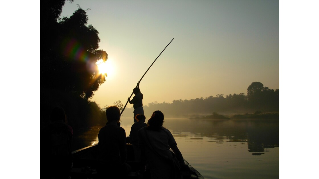 Aranmula Sunrise
