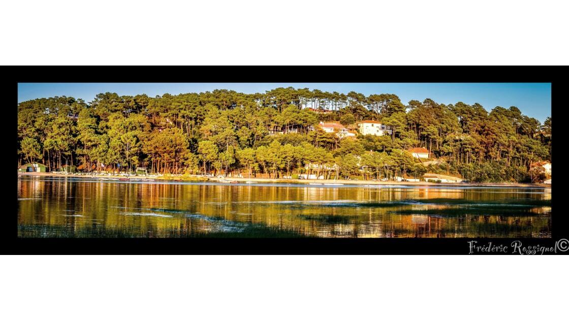 Lac d'hossegor  GEOEAU