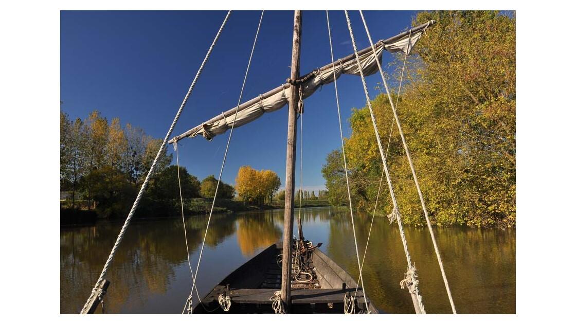Rivière de Touraine : le Cher