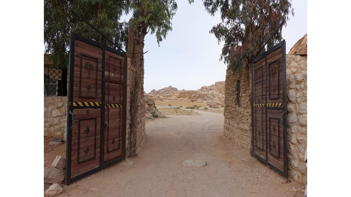 Jordanie Little Petra Bedouin Camp 2