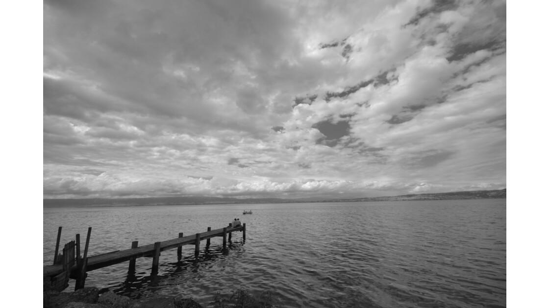 Evian, lac Léman