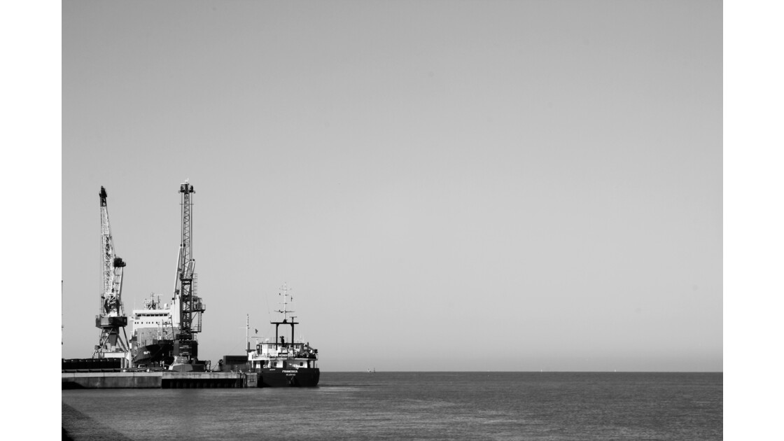 Le Havre, la porte océane