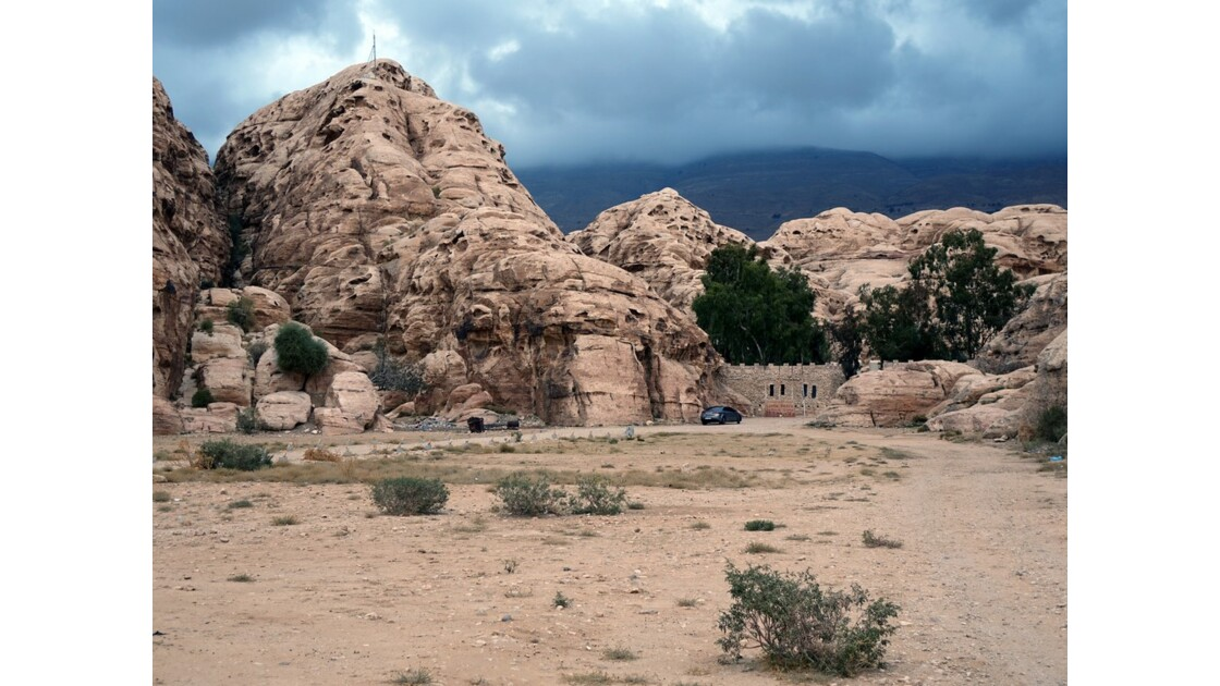 Jordanie Little Petra Bedouin Camp 1
