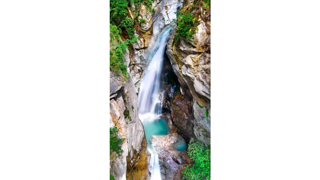 Cascade de St Gervais