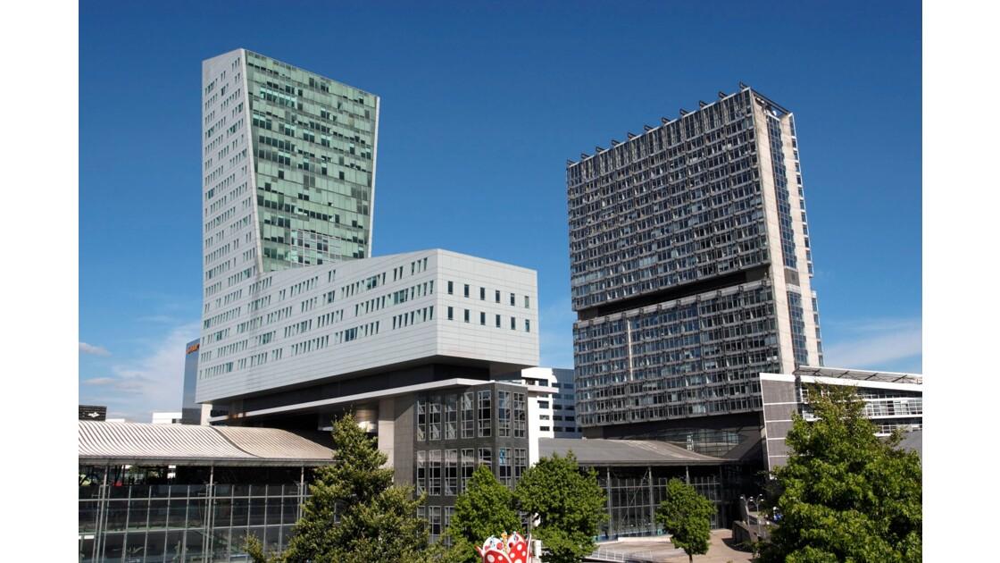 Architecture moderne à Lille