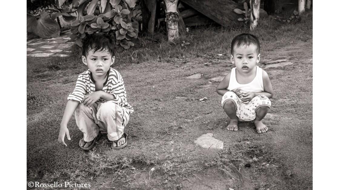 Enfants des Philippines