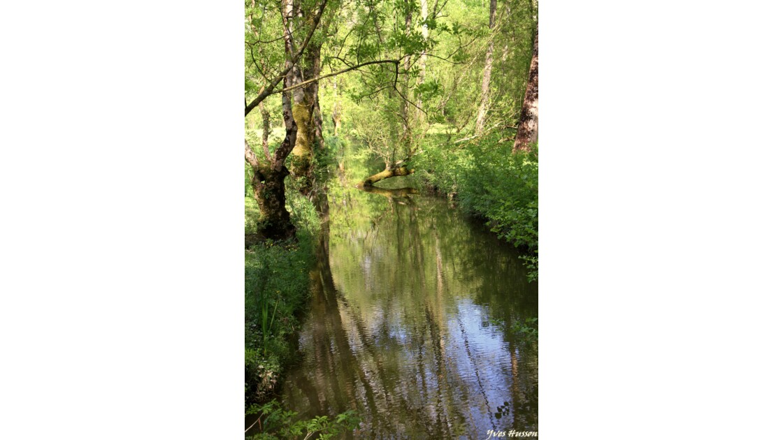 Le Marais Poitevin ...