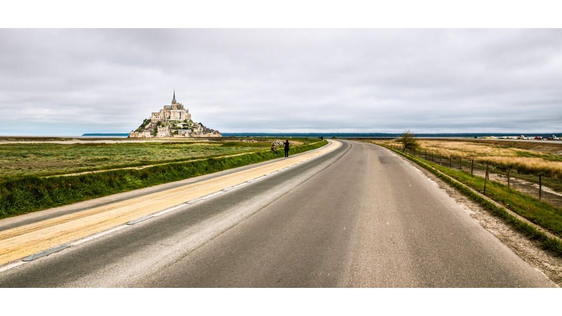 Mont Saint-Michel, Normandie