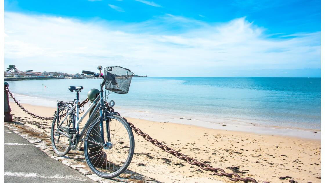 Le vélo de l'île de Ré - GEOeau