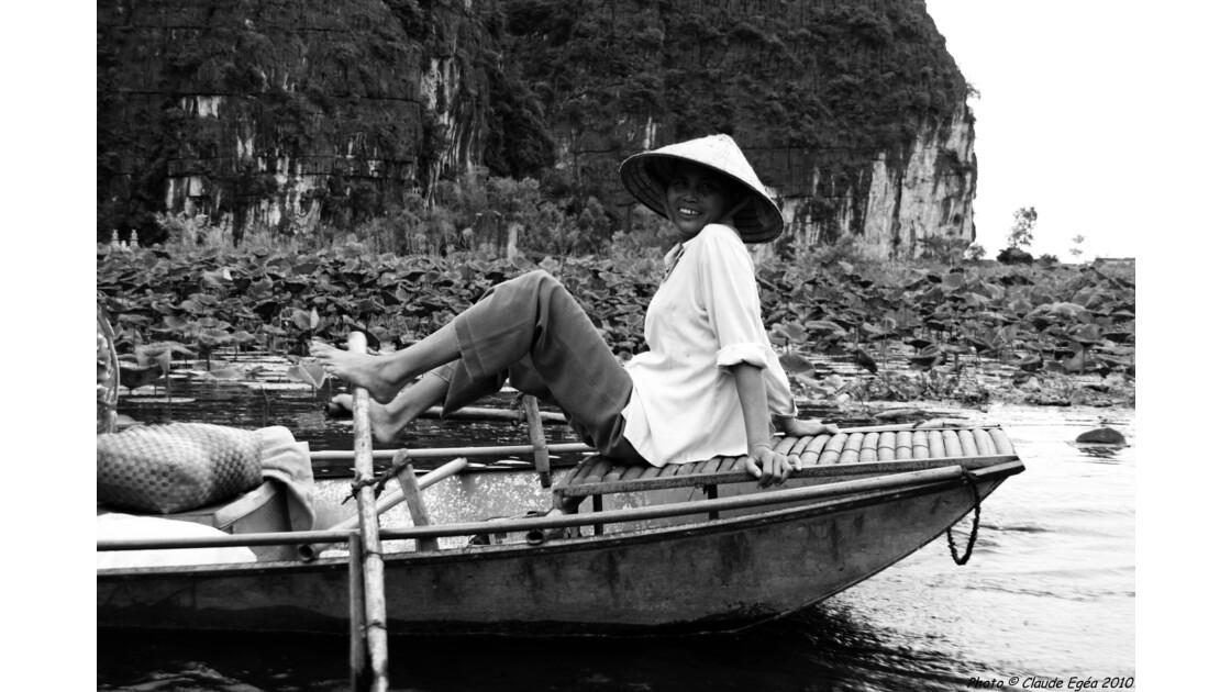 Vietnam en noir et blanc