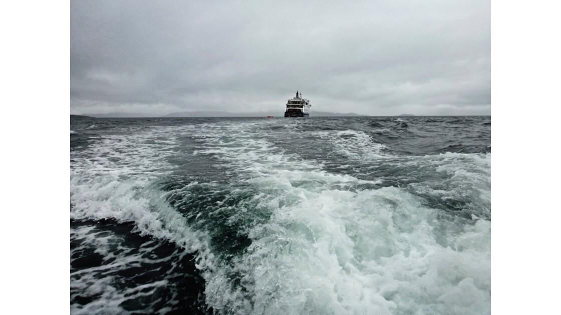 Naviguer en Terre de Feu