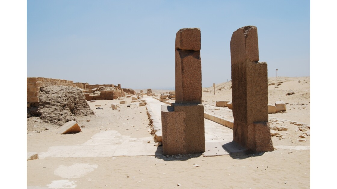 Nécropole de Saqqarah