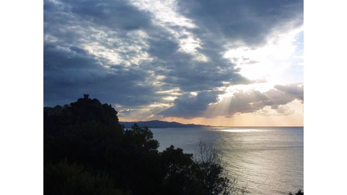 Coucher Cap Corse 2