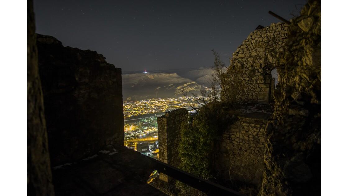 Une fenêtre sur Grenoble