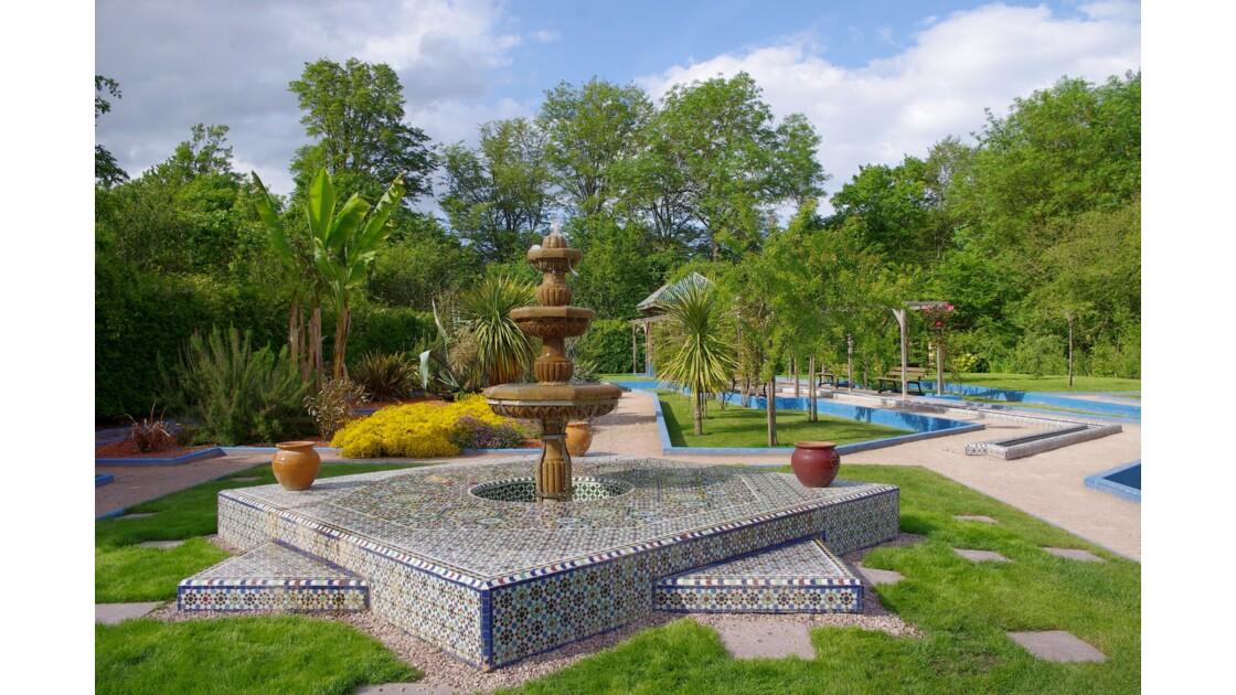 Jardin marocain de la Chapelle des Fougeretz