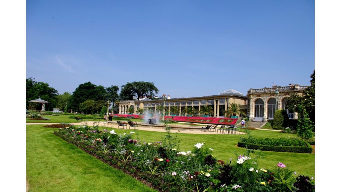 Jardin à Rennes