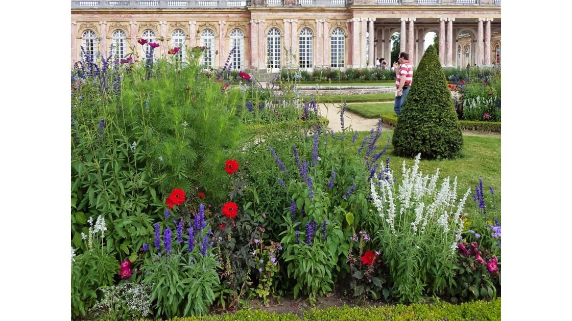 Jardin du parc de Versailles