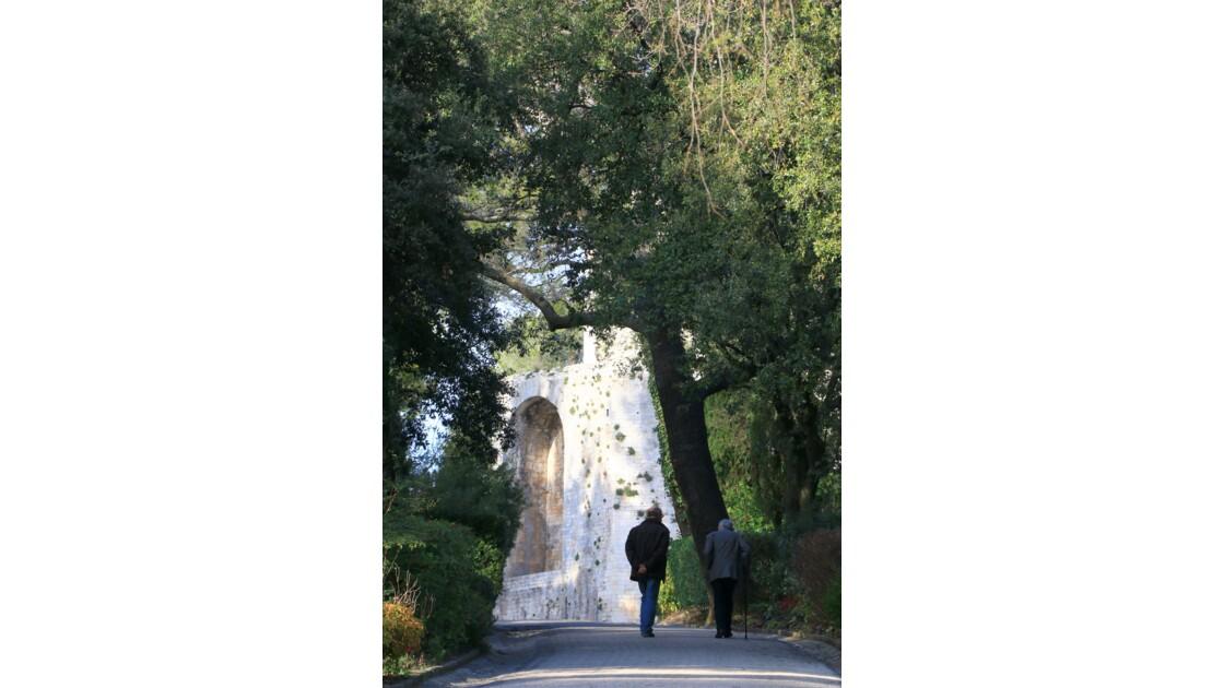 Jardins de la Fontaine de Nîmes