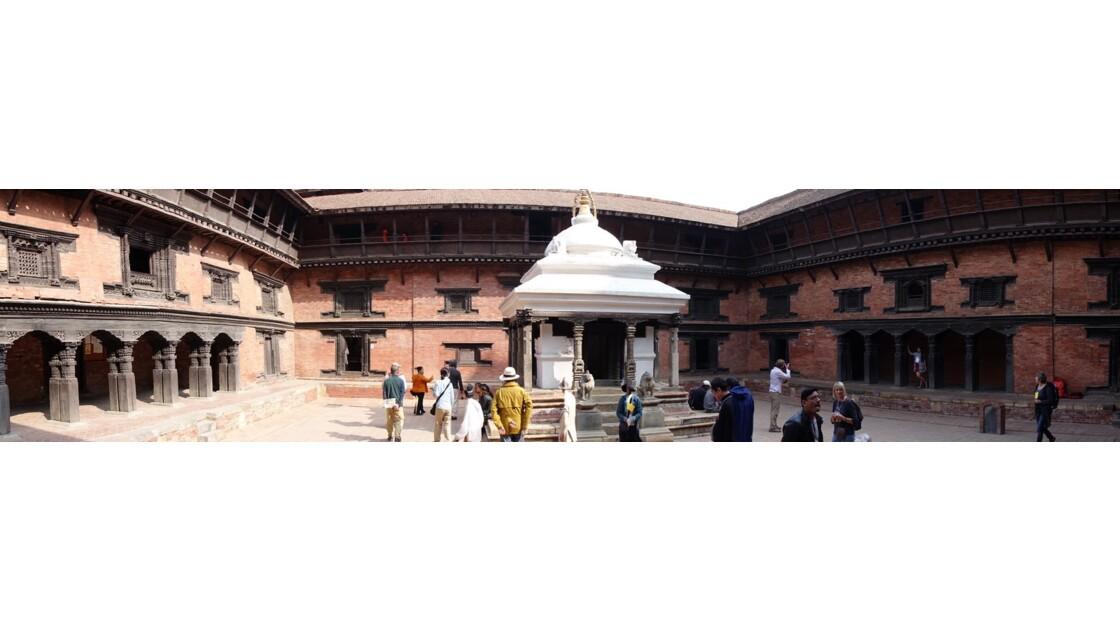 Népal Patan Palais royal temple de Keshav Narayan 2
