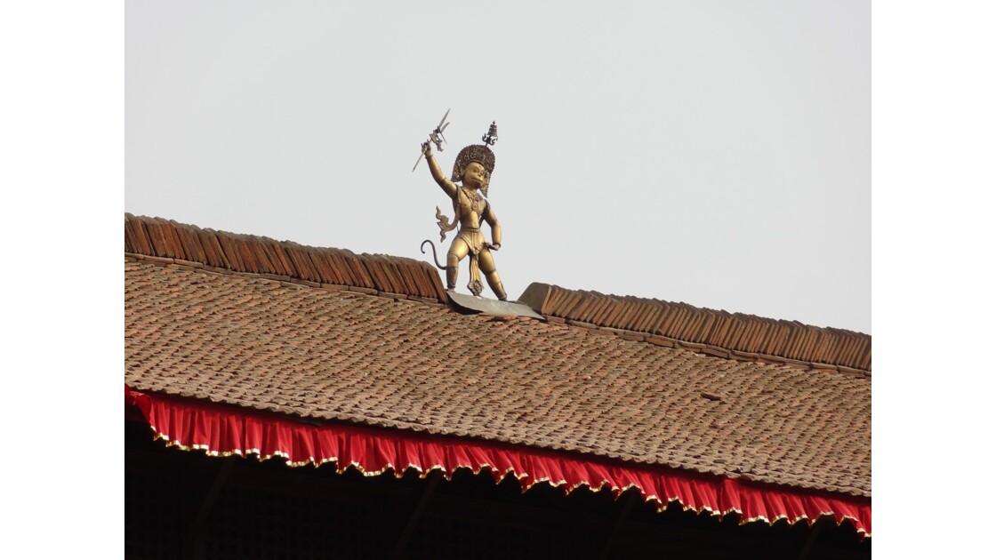 Népal Patan Durbar Square Palais royal